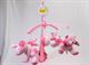 """Детские товары Киев. Детские игрушки.Музыкальные игрушки. LINDO """"Музыкальная карусель"""" (розовая)"""