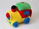 """Детские товары Киев. Детские игрушки.Мягкие игрушки. LINDO Игрушка мягкая развивающая """"Музыкальный локомотив"""""""