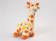"""Детские товары Киев. Детские игрушки.Мягкие игрушки. LINDO Мягкая игрушка """"Веселый жираф"""", 20 см"""