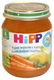 Детские товары Киев. HIPP Киев. HiPP Ранняя морковь с картофелем 125гр (упаковка 6 шт.)