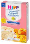 Детские товары Киев. Детское питание Киев.Каши молочные. HIPP «Персики - Абрикосы» Молочная рисово-кукурузная каша с пробиотиками 250гр