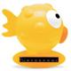 Детские товары Киев. Купание.Термометры. CHICCO Термометр для воды Рыбка