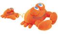 Детские товары Киев. Детские игрушки Киев.Игрушки для купания. CHICCO Игрушка для ванной Плавающие крабики