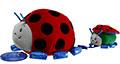 Детские товары Киев. Детские игрушки Киев.Мягкие игрушки. CHICCO Семья божьих коровок