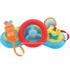 Детские игрушки Киев.Подвесные на коляску. CHICCO Мягкая игровая панель на прогул. коляску Такси