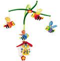 Детские товары Киев. Детские игрушки Киев.Подвесные на кроватку. CHICCO Карусель на кроватку Пчелиный домик