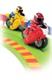 Детские товары Киев. Детские игрушки.С радиоуправлением. CHICCO Мототрек Ducati