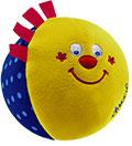 Детские товары Киев. Детские игрушки Киев.Мягкие игрушки. CHICCO Первый мягкий мяч