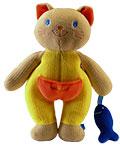 Детские товары Киев. Детские игрушки Киев.Мягкие игрушки. CHICCO Плюшевый кот
