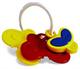 "Детские товары Киев. Детские игрушки.Мягкие игрушки-грызуны. CHICCO Погремушка ""Бабочки"", муз."