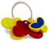 Детские игрушки Киев.Мягкие игрушки-грызуны. CHICCO Погремушка