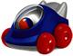 Детские товары Киев. Детские игрушки.Погремушки-шелестелки. CHICCO Детская машинка – Формула Один