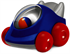 Детские игрушки Киев.Погремушки-шелестелки. CHICCO Детская машинка – Формула Один