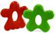 Детские товары Киев. Детские игрушки.Погремушки-шелестелки. CHICCO Прорезыватель «Малыш и малышка»