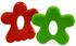 Детские игрушки Киев.Погремушки-шелестелки. CHICCO Прорезыватель «Малыш и малышка»