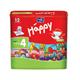Детские товары Киев. HAPPY Киев. подгузники HAPPY Maxi 4 (8-18кг), 12шт