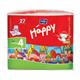 Детские товары Киев. HAPPY Киев. подгузники HAPPY Maxi 4 (8-18кг), 27шт