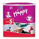 Детские товары Киев. HAPPY Киев. подгузники HAPPY Junior 5 (12-25кг), 21шт