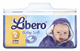 """Детские товары Киев. Гигиена.Подгузники. подгузники Libero Baby Soft """"2"""" Mini 22 (3-6 кг)"""