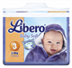 """Детские товары Киев. LIBERO Киев. подгузники Libero Baby Soft """"3"""" Midi 20 (5-8 кг)"""