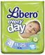 Детские товары Киев. LIBERO Киев. подгузники Libero Everyday Extra large 16 (11-25 кг)
