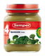 Детские товары Киев. Детское питание.Пюре овощное. SEMPER Брокколи пюре (4m+) 135гр (упаковка 3 шт.)