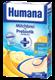 Детские товары Киев. Детское питание.Каши молочные. HUMANA Молочная с пребиотиком и бананом 250гр
