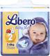 """Детские товары Киев. Гигиена.Подгузники. подгузники Libero Baby Soft """"2"""" Mini 44(3-6 кг)"""