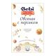 Детские товары Киев. BEBI Киев. BEBI Каша молочная овсяная с персиком 250гр