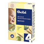 Детские товары Киев. Детское питание Киев.Каши молочные. BEBI Каша молочная - яблоко 250гр