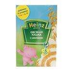Детские товары Киев. Детское питание Киев.Каши молочные. HEINZ Овсяная каша с молоком 250гр