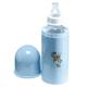 Детские товары Киев. Аксессуары.Термоаксессуары. BEBE-JOU Термос для бутылки (голубой)
