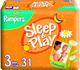 Детские товары Киев. PAMPERS Киев. Подгузники PAMPERS Sleep&Play Midi 3 (4-9кг) 16 шт.