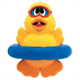 """Детские товары Киев. Детские игрушки.Игрушки для купания. CHICCO Игрушка для ванной """"Утенок"""""""