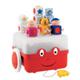 Детские товары Киев. Детские игрушки.Игровые наборы. CHICCO Сундук с кубиками