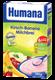 Детские товары Киев. Детское питание.Каши молочные. HUMANA Молочная каша вишня-банан 250гр