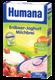 Детские товары Киев. Детское питание.Каши молочные. HUMANA Молочная каша с клубничным йогуртом 250гр