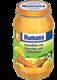 Детские товары Киев. Детское питание.Пюре мясо-овощное. HUMANA картофель c морковью и цыплёнком 190гр