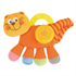 Детские игрушки Киев.Погремушки-шелестелки. CHICCO Погремушка-грызун Котенок