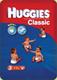 Детские товары Киев. HUGGIES Киев. Подгузники HUGGIES Classic 3 (4-9 кг) 16шт