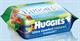 Детские товары Киев. Гигиена.Влажные салфетки. Влажные салфетки HUGGIES Ultra Comfort Pure 64