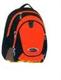 Детские товары Киев. Детские игрушки.Канцелярия, рюкзачки. SUN CE Рюкзак червно-чорний 2 відділення, 2 кар