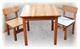 Детские товары Киев. Детская мебель.Мебель для детской. детский столик Верес (дерево) h-600