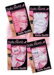 Детские товары Киев. Детские игрушки Киев. Dolls World Игровой набор одежды для куклы 41см, 4 ассорт.