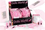 Детские товары Киев. Детские игрушки Киев. Dolls World Игровой набор детской гигиены для куклы