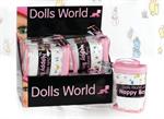 Детские товары Киев. Детские игрушки Киев. Dolls World Игровой набор подгузники, набор 5шт, для куклы до 46 см
