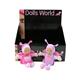 Детские товары Киев. Детские игрушки.Игрушки для девочек. Dolls World Пупс в маскарадном костюме, 18см, 2 ассорт.