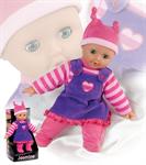 """Детские товары Киев. Детские игрушки Киев. Dolls World Пупс """"Жасмин"""", 30см"""