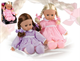 """Детские товары Киев. Dolls World Киев. Dolls World Кукла  """"Лола"""", 41см"""