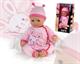 """Детские товары Киев. Детские игрушки. Dolls World Пупс """"Лара"""", 46см"""
